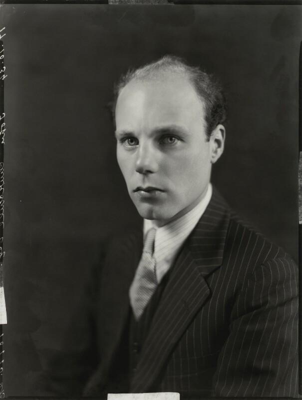 John George Spencer Churchill, by Bassano Ltd, 17 October 1934 - NPG x151199 - © National Portrait Gallery, London