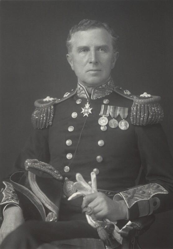 Sir Harold Arthur Brown, by Walter Stoneman, 1932 - NPG x166150 - © National Portrait Gallery, London