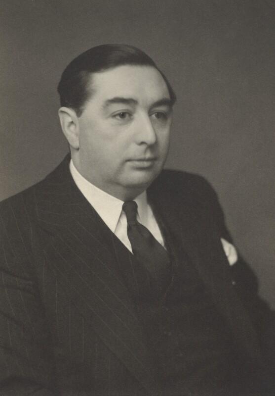 George Alfred Brown, Baron George-Brown, by Walter Stoneman, 3 February 1949 - NPG x166159 - © National Portrait Gallery, London