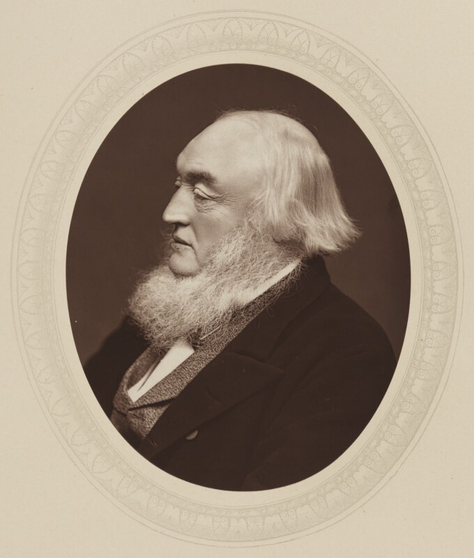 Sir William Milbourne James, by Lock & Whitfield, published by  Sampson Low, Marston, Searle and Rivington, published 1880 - NPG Ax17599 - © National Portrait Gallery, London