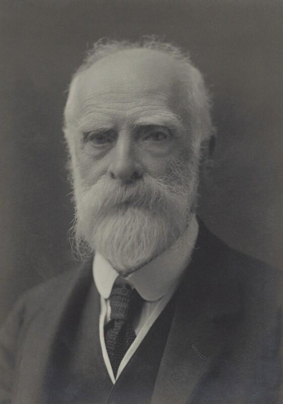 James Bryce, 1st Viscount Bryce, by Walter Stoneman, circa 1916 - NPG x166190 - © National Portrait Gallery, London
