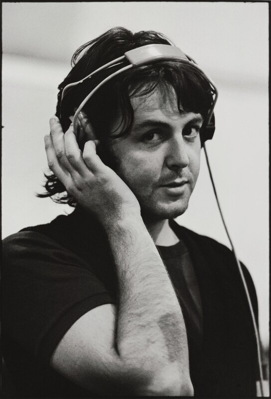 NPG X128732 Paul McCartney
