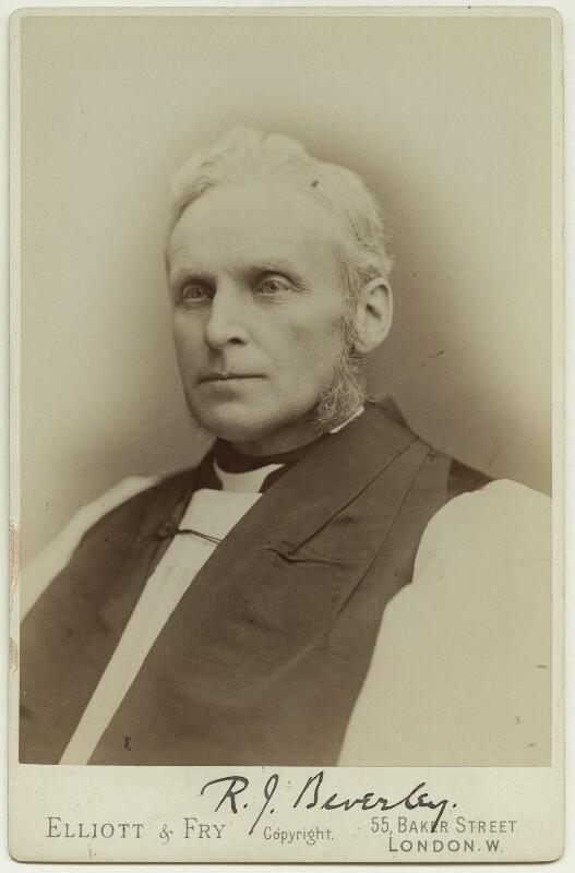 Robert Jarratt Crosthwaite, by Elliott & Fry, 1870s - NPG x75871 - © National Portrait Gallery, London