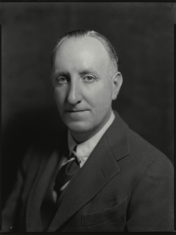 Ivor Miles Windsor-Clive, 2nd Earl of Plymouth, by Bassano Ltd, 2 January 1935 - NPG x151261 - © National Portrait Gallery, London