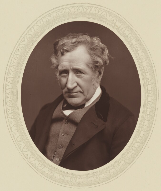 James Hall Nasmyth, by Lock & Whitfield, published by  Sampson Low, Marston, Searle and Rivington, published 1877 - NPG Ax17529 - © National Portrait Gallery, London