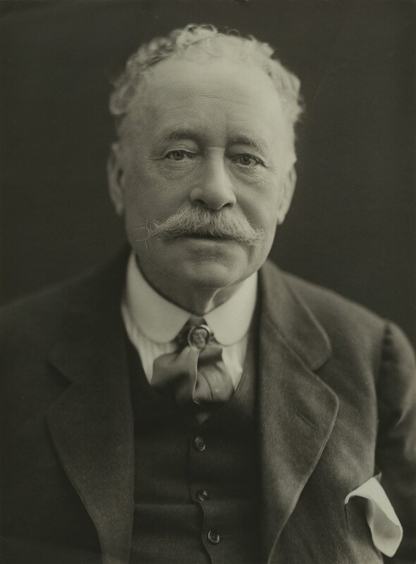 Henry Wood, by Bassano Ltd, 1919 - NPG x85775 - © National Portrait Gallery, London