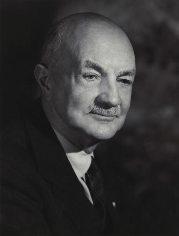 James Ramsay Montagu Butler, by Walter Bird, 12 December 1962 - NPG x88058 - © National Portrait Gallery, London
