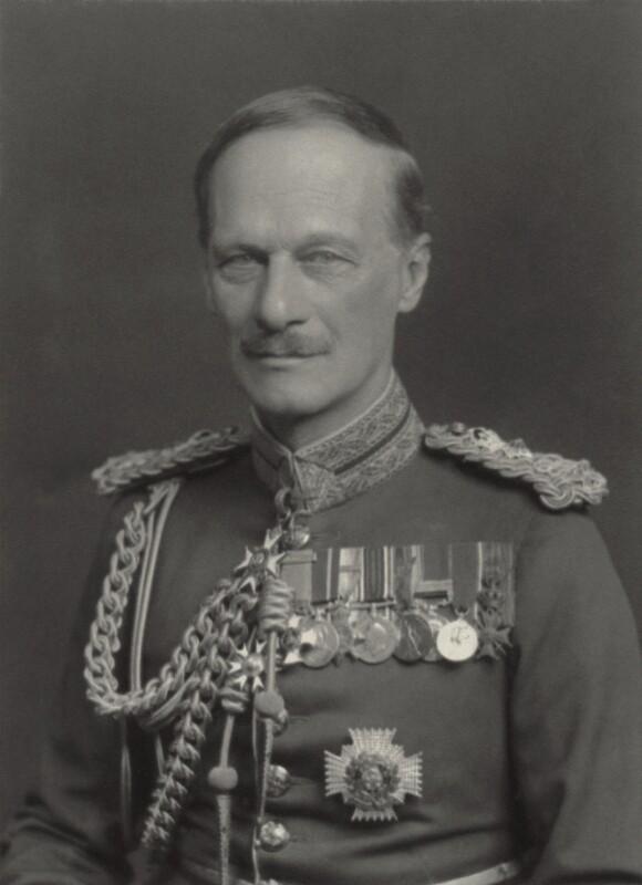 Sir Henry Edward Ap Rhys Pryce, by Walter Stoneman, July 1936 - NPG x166315 - © National Portrait Gallery, London
