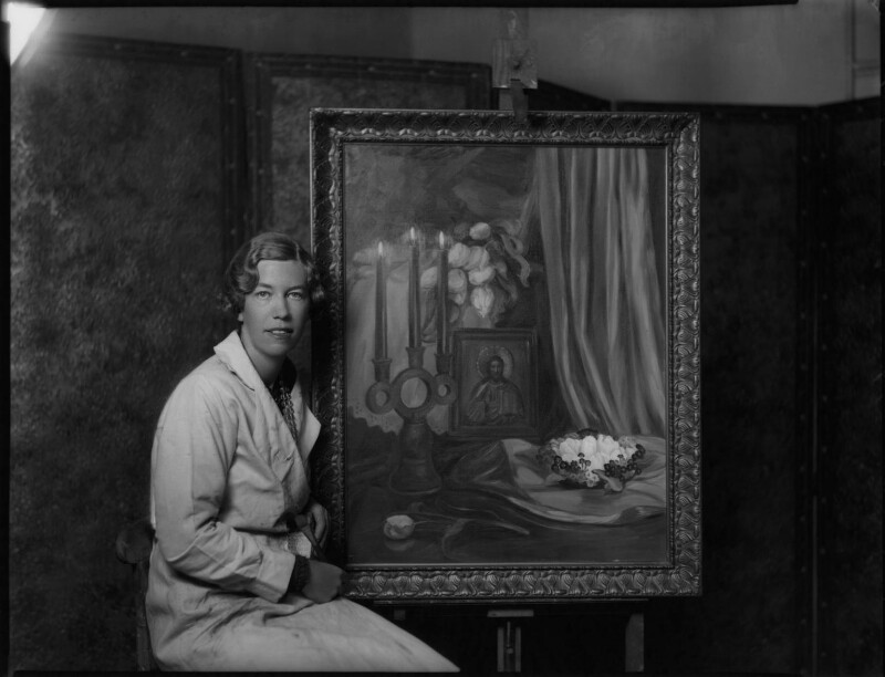 Countess Ingegerd Ahlefeldt-Laurvig, by Bassano Ltd, 27 May 1935 - NPG x151348 - © National Portrait Gallery, London