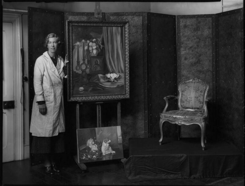Countess Ingegerd Ahlefeldt-Laurvig, by Bassano Ltd, 27 May 1935 - NPG x151349 - © National Portrait Gallery, London