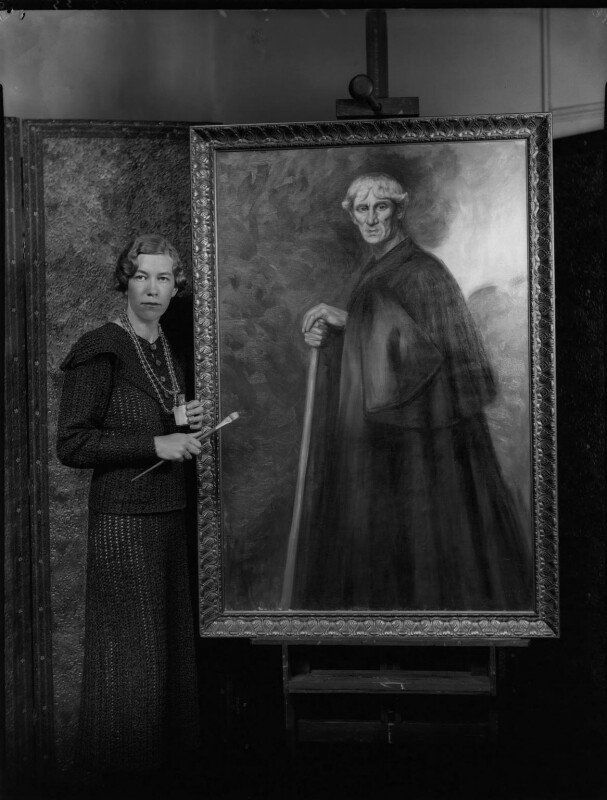 Countess Ingegerd Ahlefeldt-Laurvig, by Bassano Ltd, 27 May 1935 - NPG x151350 - © National Portrait Gallery, London