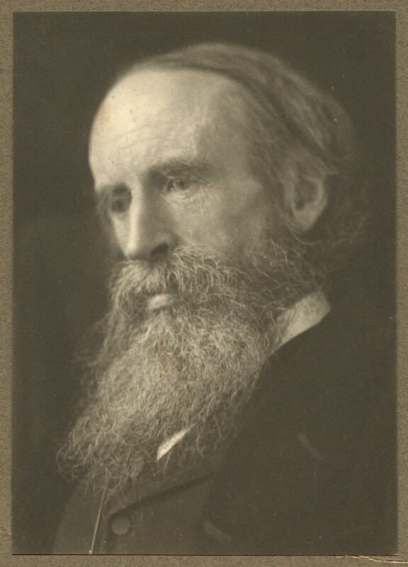 Sir Leslie Stephen, by George Charles Beresford, 1902 - NPG x128766 - © National Portrait Gallery, London