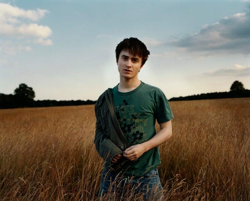 Daniel Radcliffe, by Emma Hardy, 28 June 2006 - NPG x128792 - © Emma Hardy