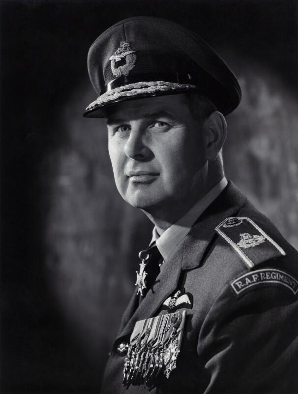 Sir Bernard Albert Chacksfield, by Walter Bird, 3 May 1963 - NPG x166496 - © National Portrait Gallery, London