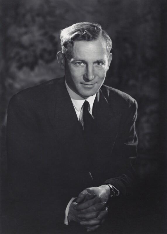 (William) Owen Chadwick, by Walter Bird, March 1959 - NPG x166501 - © National Portrait Gallery, London