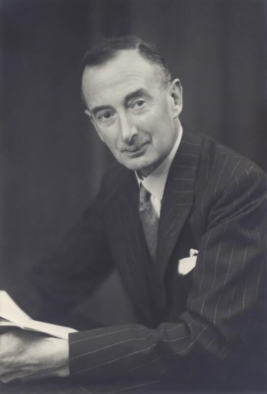 Geoffrey Chevalier Cheshire, by Walter Stoneman, 9 September 1946 - NPG x166520 - © National Portrait Gallery, London