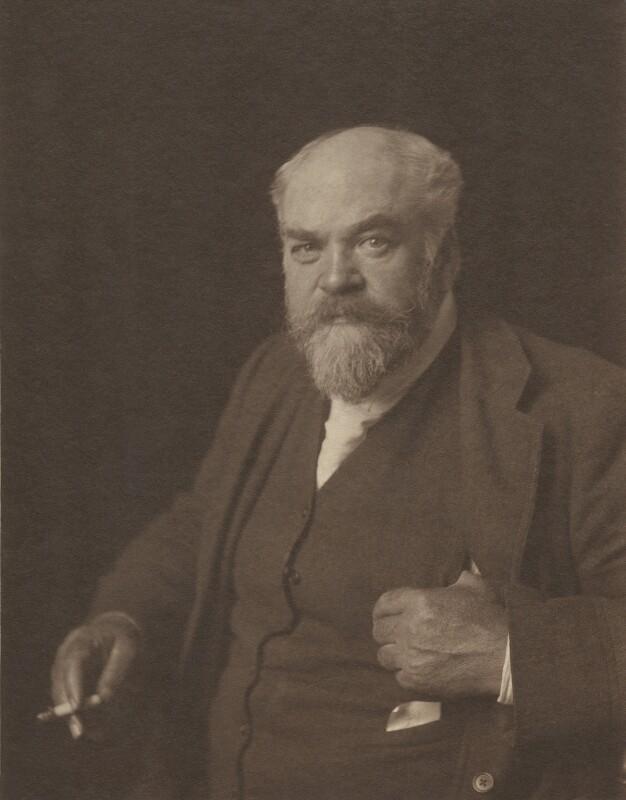 Robert Walker Macbeth, by Unknown photographer, 1900s - NPG x14714 - © National Portrait Gallery, London