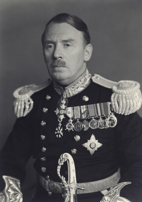 Sir (Geoffrey) Miles Clifford, by Walter Stoneman, October 1949 - NPG x166604 - © National Portrait Gallery, London