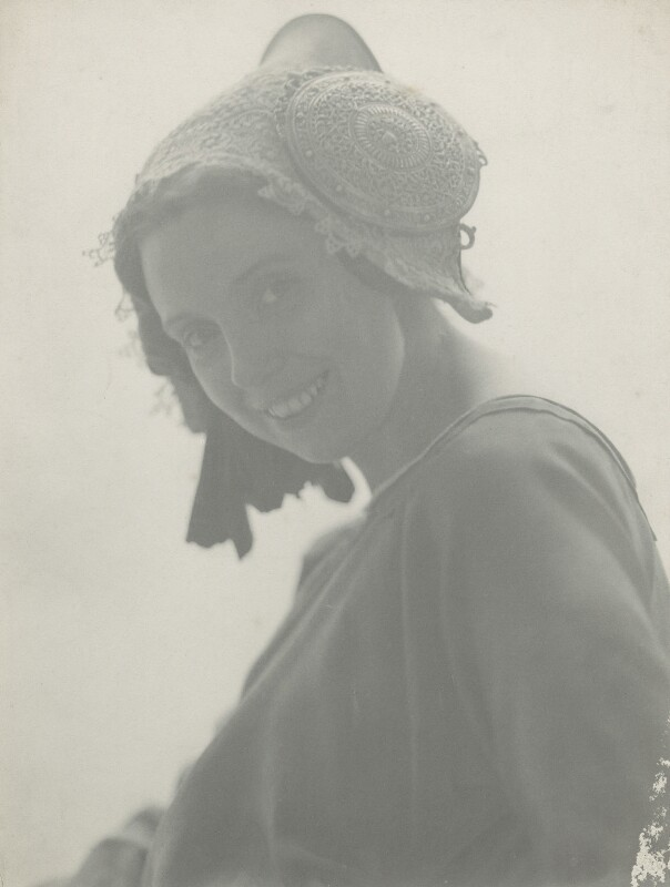 Madame Knipper-Rabeneck, by Cavendish Morton, 1913 - NPG x128809 - © National Portrait Gallery, London
