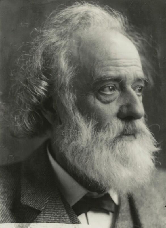 Alphonse Legros, by George Charles Beresford, 1902 - NPG x6533 - © National Portrait Gallery, London