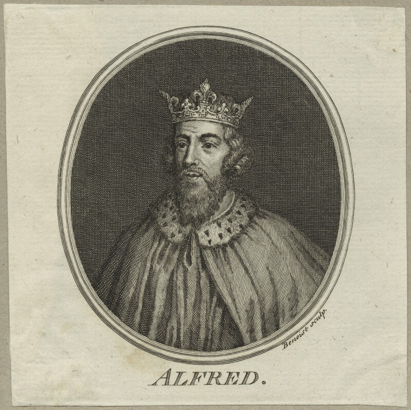 alfred the great Alfred (also ælfred from the old english: ælfrēd) (c 849 - 26 october 899) was king of the southern anglo-saxon kingdom of wessex from 871 to 899 alfred is noted for his defence of the kingdom against the danish vikings, becoming the only english king to be awarded the epithet 'the great' (although not english, canute the great was another king of england given this title by the danes.
