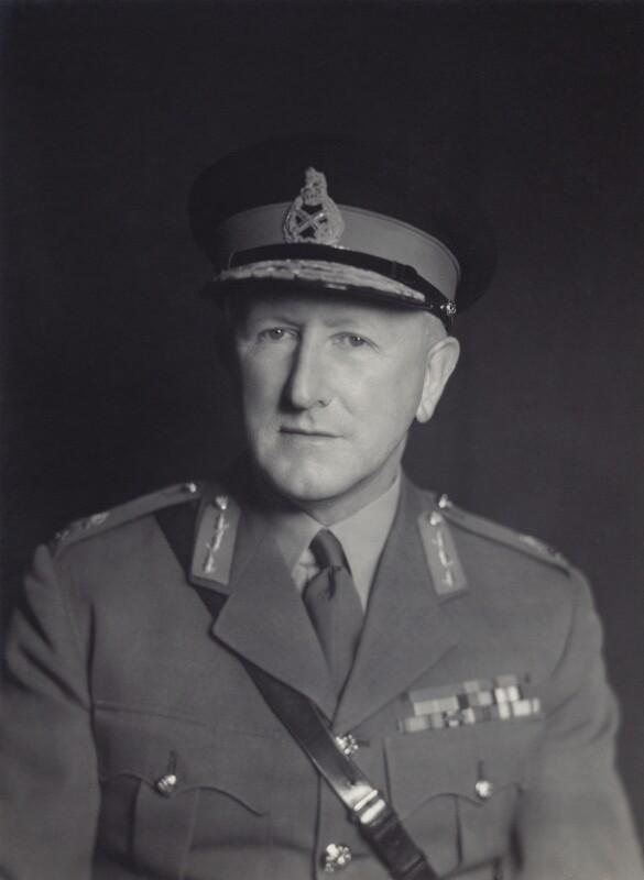 Sir (Cyril Frederick) Charles Coleman, by Walter Stoneman, 1957 - NPG x166660 - © National Portrait Gallery, London