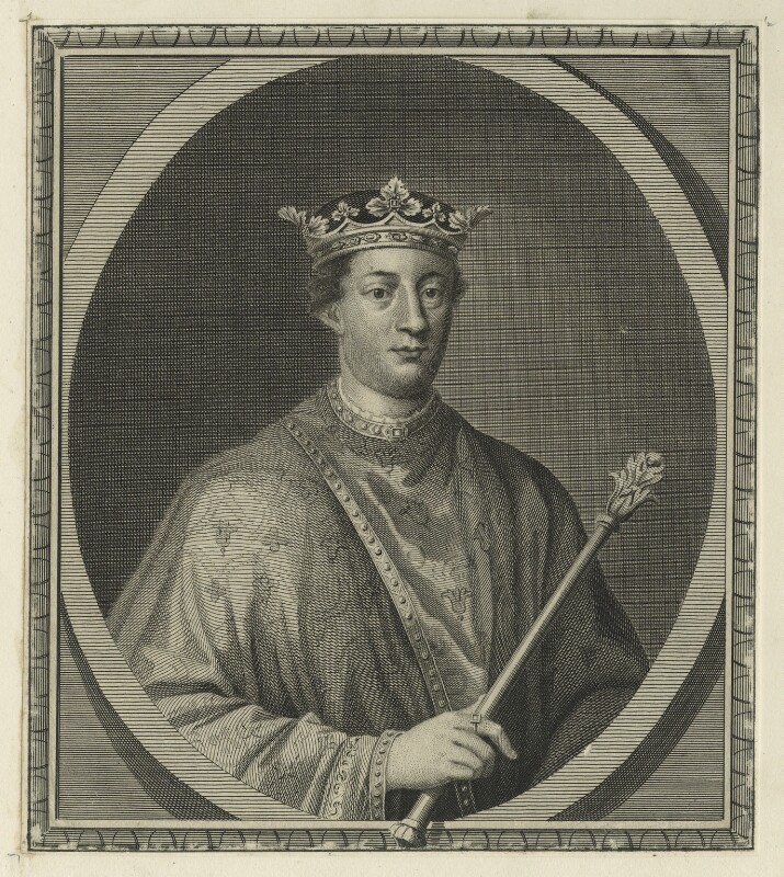 King Henry II, after Unknown artist, possibly 18th century - NPG D23629 - © National Portrait Gallery, London