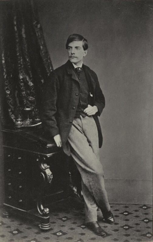 Frederick Walker, by Unknown photographer, 1863 - NPG x27217 - © National Portrait Gallery, London
