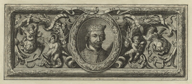King Edward II, after Unknown artist, perhaps 18th century - NPG D23681 - © National Portrait Gallery, London