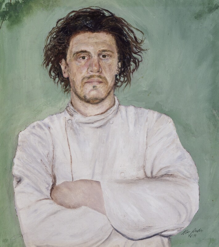 Marco Pierre White, by Alan Parker, 1996-1999 - NPG 6490 - © Alan Parker / National Portrait Gallery, London