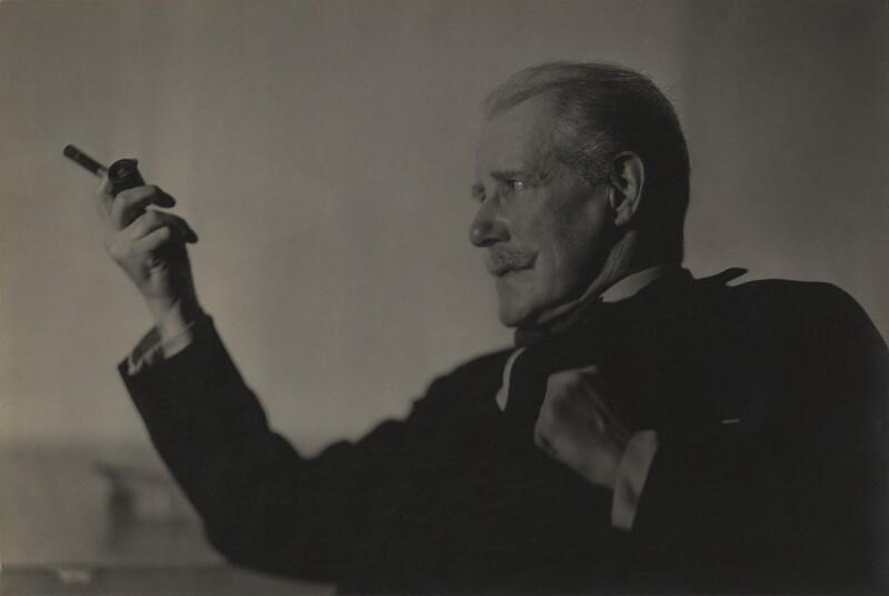Bernard Partridge, by Howard Coster, 1930 - NPG x22839 - © National Portrait Gallery, London