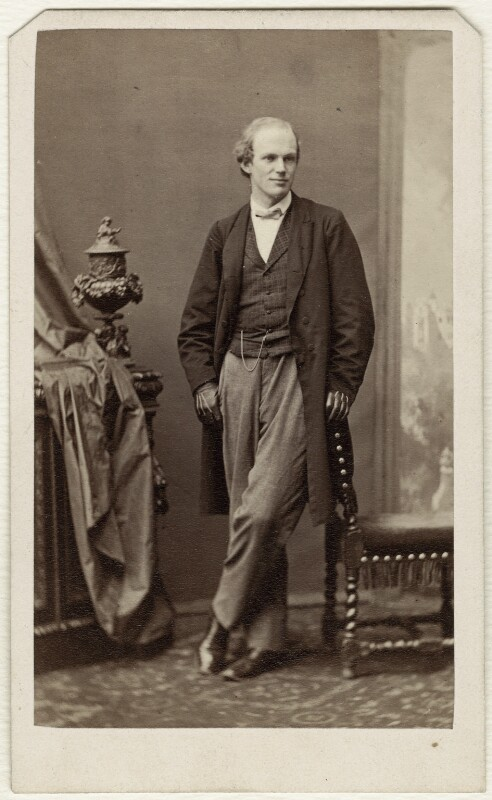 Walter Bache, by Sarony & Co, 1863 - NPG Ax38139 - © National Portrait Gallery, London