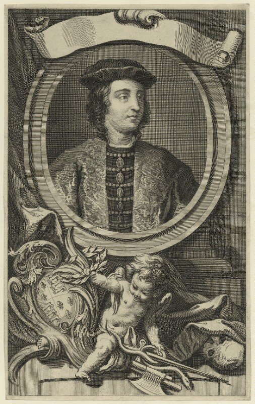 King Edward IV, after Unknown artist, probably 18th century - NPG D23791 - © National Portrait Gallery, London