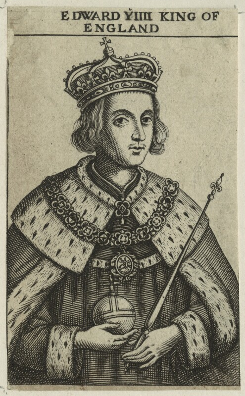King Edward IV, after Unknown artist, perhaps 17th century - NPG D23796 - © National Portrait Gallery, London