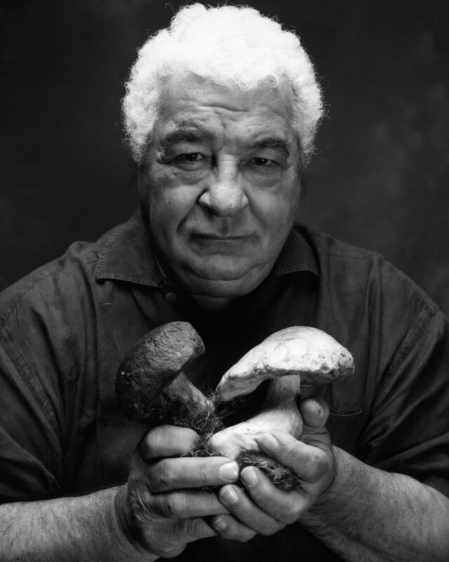 Antonio Carluccio, by Barry Marsden, 17 September 1998 - NPG P718(4) - © National Portrait Gallery, London