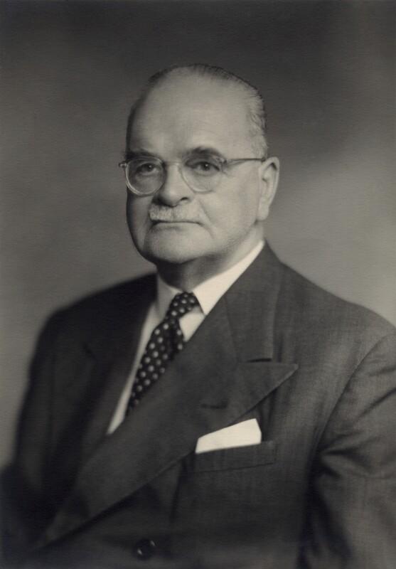 Sir Patrick Ashley Cooper, by Walter Stoneman, 1955 - NPG x166733 - © National Portrait Gallery, London