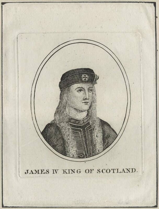 NPG D23904; James IV of Scotland - Portrait - National Portrait ...