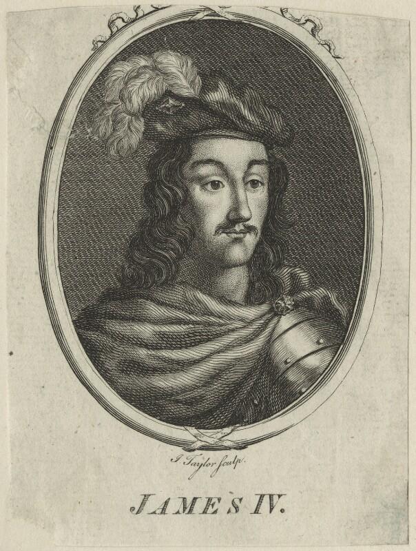 NPG D23905; James IV of Scotland - Portrait - National Portrait ...
