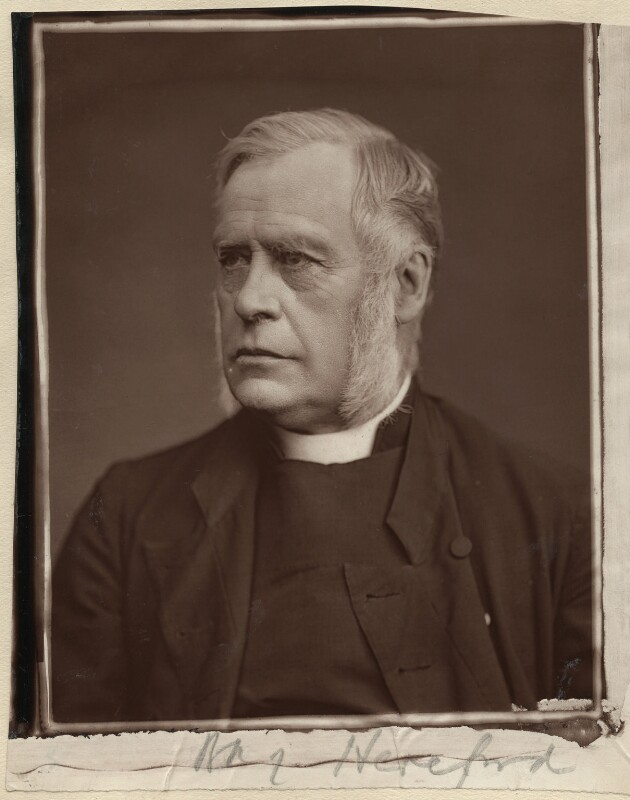 James Atlay, by Lock & Whitfield, 1878 or before - NPG x3771 - © National Portrait Gallery, London
