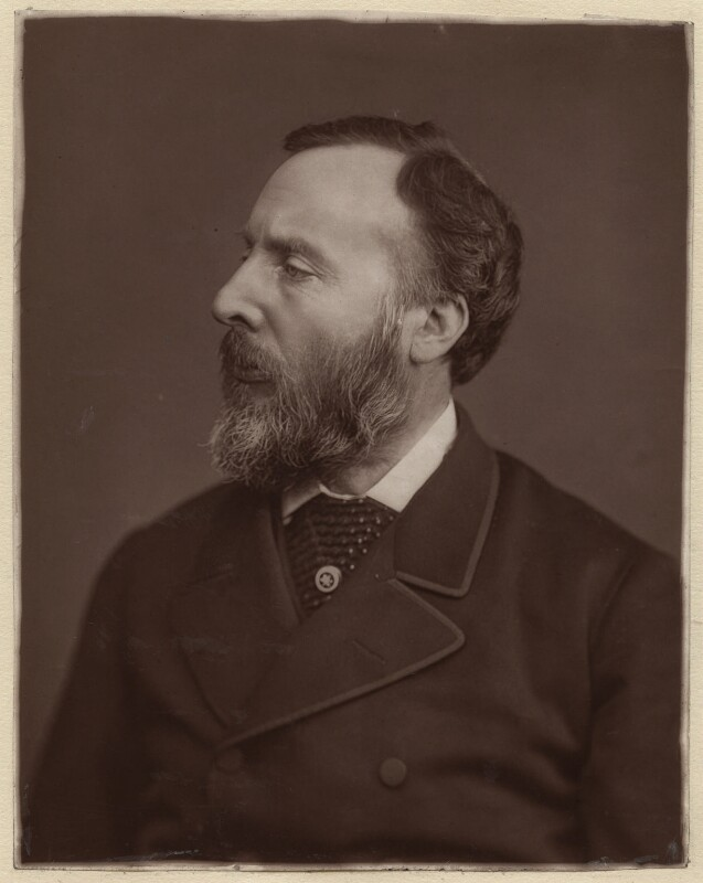 Sir Andrew Clark, 1st Bt, by Lock & Whitfield, 1878 or before - NPG x6095 - © National Portrait Gallery, London