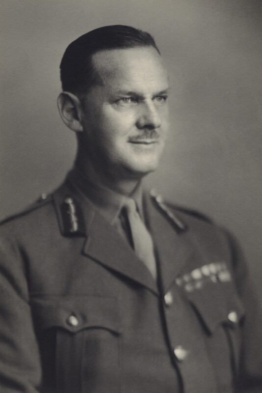 Lionel Howard Cox, by Walter Stoneman, June 1943 - NPG x166791 - © National Portrait Gallery, London