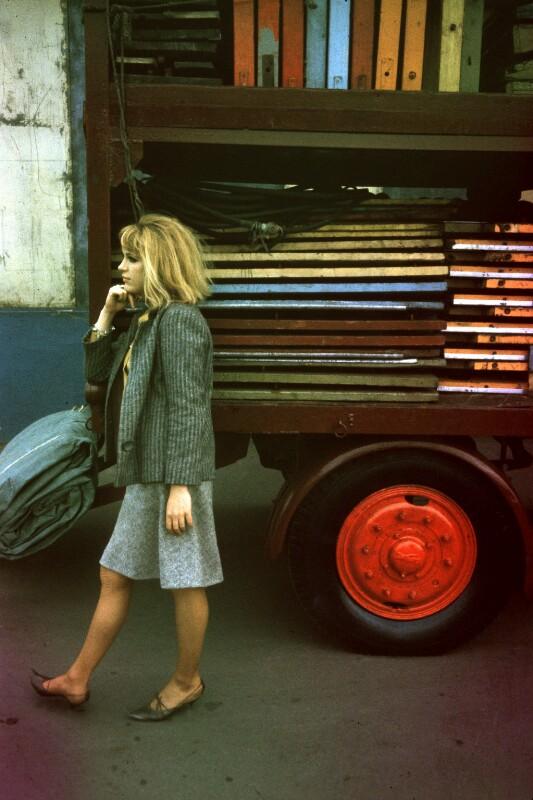 Pauline Boty, by Michael Seymour, 1962 - NPG x88192 - © Michael Seymour