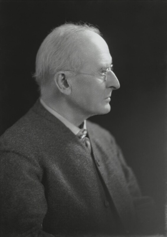 Charles Francis Annesley Voysey, by Lafayette (Lafayette Ltd), 16 August 1928 - NPG x42629 - © National Portrait Gallery, London
