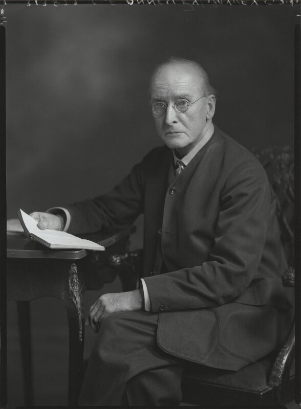 Charles Francis Annesley Voysey, by Lafayette, 5 July 1932 - NPG x48251 - © National Portrait Gallery, London