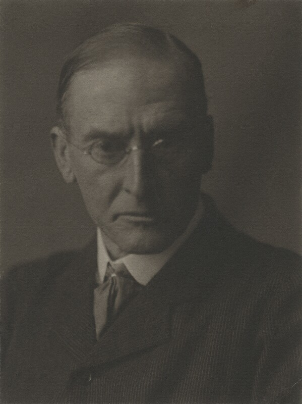 Charles Francis Annesley Voysey, by Unknown photographer, 1920s - NPG x23488 - © National Portrait Gallery, London