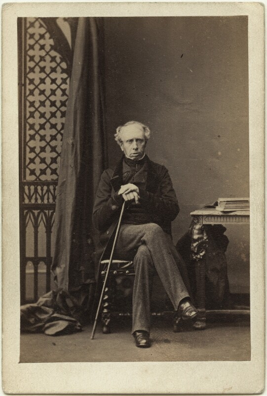 Henry George Grey, 3rd Earl Grey, by Camille Silvy, 1866 (13 April 1861) - NPG x38982 - © National Portrait Gallery, London