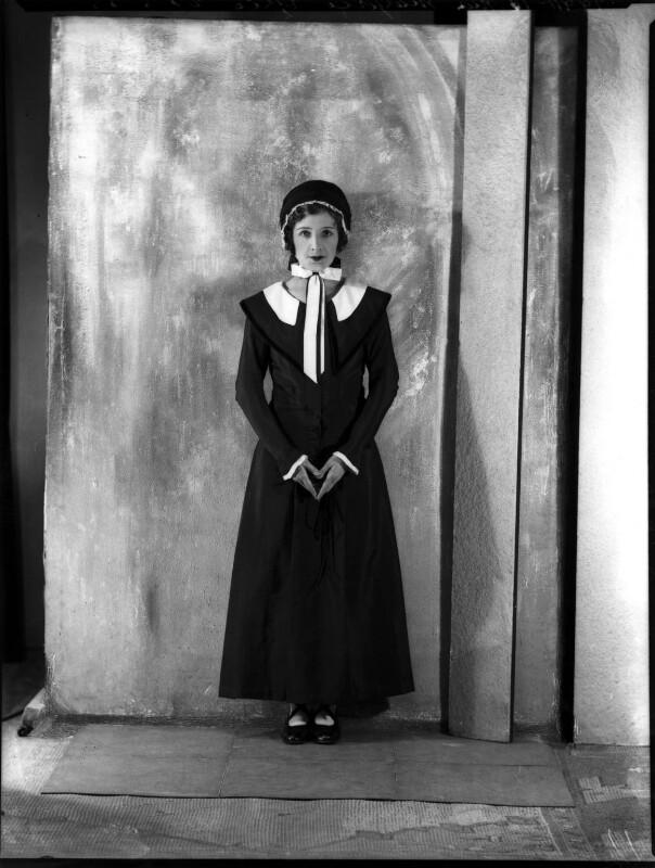 Marjorie Eyre (née Eyre-Parker), by Bassano Ltd, 24 June 1935 - NPG x151465 - © National Portrait Gallery, London