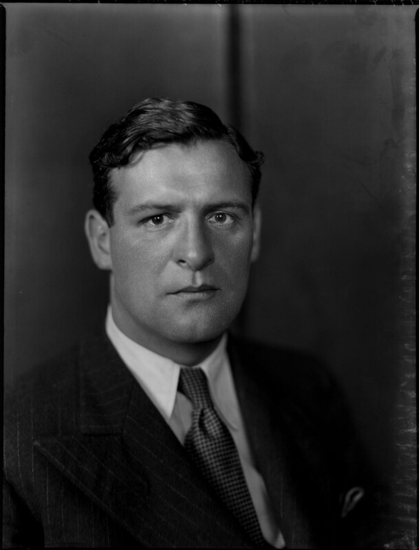 Kenneth Martin Lindsay, by Bassano Ltd, 3 July 1935 - NPG x151490 - © National Portrait Gallery, London