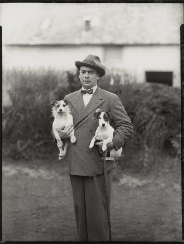Jack Anthony, by Bassano Ltd, 8 February 1935 - NPG x151533 - © National Portrait Gallery, London