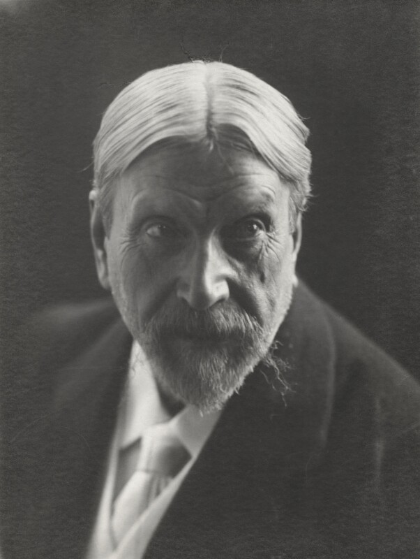 Frederick Sandys, possibly by Percy Wood, late 1890s-early 1900s - NPG x26080 - © National Portrait Gallery, London
